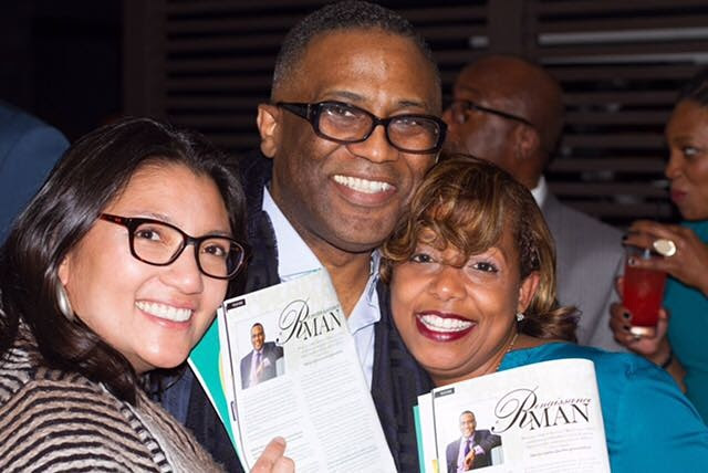 Pivot Magazine Launch with mentor & honoree Curtiss Jacobs
