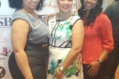 SBNO honors client Joelle Murchison of Exec Mommy