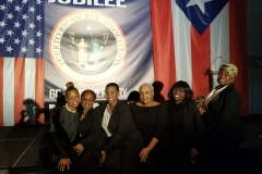 Check-in team! Puerto Rican Bar Association 60th Anniversary Gala